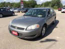 Used 2007 Chevrolet Impala LS! CLEAN CARPROOF! for sale in Aylmer, ON