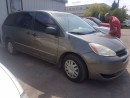 Used 2004 Toyota Sienna CE, Well Maintained for sale in Scarborough, ON
