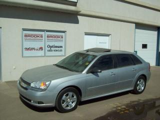 Used 2004 Chevrolet Malibu Maxx LT for sale in Brooks, AB