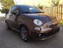 Used 2012 Fiat 500 Sport,Leather,Panoramic Sunroof,Bluetooth for sale in Scarborough, ON