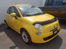 Used 2013 Fiat 500 LOW MILEAGE for sale in Scarborough, ON