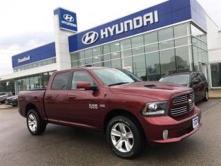 Used 2016 Dodge Ram 1500 Sport - Bluetooth -  Siriusxm -  Fog Lamps for sale in Brantford, ON