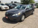 Used 2007 Toyota Camry LE for sale in Gormley, ON