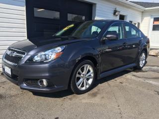 Used 2014 Subaru Legacy 2.5i Premium for sale in Kingston, ON
