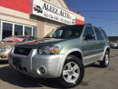 Used 2005 Ford Escape Hybrid, Navigation, clean carproof for sale in North York, ON