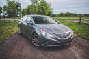 Used 2014 Hyundai Sonata LIMITED - LEATHER - PANORAMIC ROOF - REVERSE CAM for sale in Aurora, ON