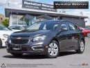 Used 2015 Chevrolet Cruze LT AUTO |BLUETOOTH|CAMERA|WARRANTY|34000KM for sale in Scarborough, ON