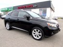 Used 2010 Lexus RX 350 ULTRA PREMIUM PKG DVD NAVIGATION CAMERA CERTIFIED for sale in Milton, ON