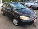 Used 2004 Toyota Corolla CE/AUTO/4-CYLINDER/DRIVES LIKE NEW for sale in Scarborough, ON