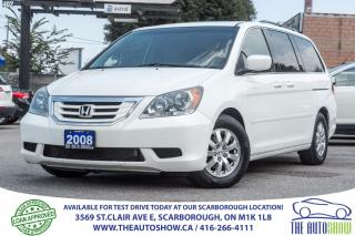 Used 2008 Honda Odyssey EX-L Leather Sunroof BackupCam PwrDoors for sale in Caledon, ON
