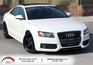 Used 2010 Audi A5 2.0L Premium | S-Line | Navigation |Backup Camera for sale in North York, ON