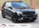 Used 2013 Mercedes-Benz ML550 ML 550 | AMG PACKAGE | NAVIGATION | MASSAGE CHAIR for sale in North York, ON