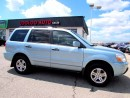 Used 2003 Honda Pilot 2003 HONDA PILOT EX 4X4 3.5L 7 PASSENGER for sale in Milton, ON