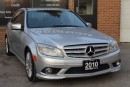 Used 2010 Mercedes-Benz C-Class C250 4Matic *CERTIFIED, WARRANTY, 73KM* for sale in Scarborough, ON