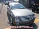 Used 2005 Cadillac STS  4D SEDAN V8 for sale in Calgary, AB