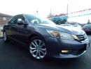 Used 2013 Honda Accord TOURING | NAVIGATION | BACK UP CAM | NO ACCIDENTS for sale in Kitchener, ON
