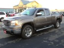 Used 2013 GMC Sierra 1500 SLE ExtCab 5.3L 4X4 Z71 6ft Box for sale in Brantford, ON