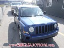 Used 2009 Jeep PATRIOT  4D UTILITY 4WD for sale in Calgary, AB