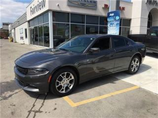 Used 2016 Dodge Charger SXT..Leather.Roof/Navi for sale in Burlington, ON