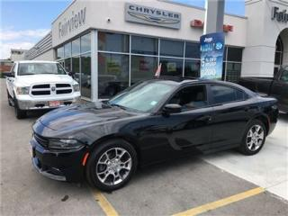 Used 2016 Dodge Charger SXT.AWD.. Leather/Roof/Navi for sale in Burlington, ON