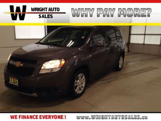 Used 2012 Chevrolet Orlando LT| BLUETOOTH| 7 PASSENGER| 72,004 KMS| for sale in Cambridge, ON