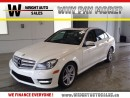 Used 2013 Mercedes-Benz C-Class 4MATIC|SUNROOF|LEATHER|96,214 KMS for sale in Cambridge, ON