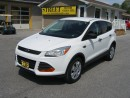 Used 2013 Ford Escape S for sale in Smiths Falls, ON