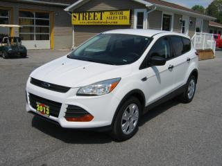 Used 2013 Ford Escape S .  LOW LOW LOW KM'S for sale in Smiths Falls, ON