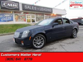 Used 2006 Cadillac CTS Luxury  3.6L, ROOF, LEATHER for sale in St Catharines, ON