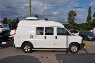 Used 2010 Chevrolet Express 3500 mobile work station for sale in Aurora, ON