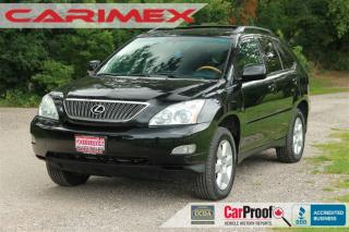 Used 2006 Lexus RX 330 NAVI | Sunroof | Leather | CERTIFIED for sale in Waterloo, ON