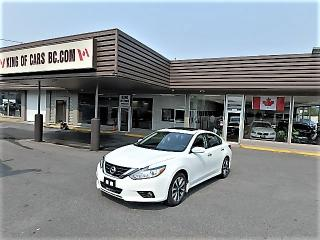 Used 2017 Nissan Altima 2.5 SV for sale in Langley, BC