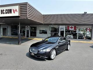 Used 2015 Jaguar XJ AWD SUPERCHARGED for sale in Langley, BC