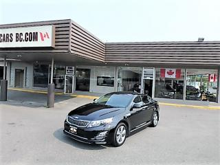 Used 2016 Kia Optima Hybrid EX Premium for sale in Langley, BC
