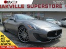 Used 2013 Maserati GranTurismo GT SPORT | ACCIDENT FREE | NAVI | BLUETOOTH | for sale in Oakville, ON