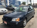Used 2002 Hyundai Accent GL for sale in Scarborough, ON