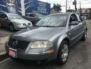 Used 2003 Volkswagen Passat GLX for sale in Scarborough, ON