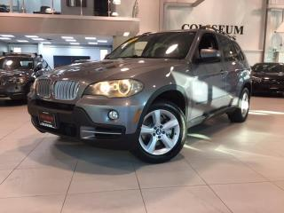 Used 2010 BMW X5 xDrive35d-DIESEL-NAVI-REAR CAM for sale in York, ON