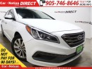 Used 2015 Hyundai Sonata Sport| PANO ROOF| NAVI| LEATHER-TRIMMED SEATS| for sale in Burlington, ON