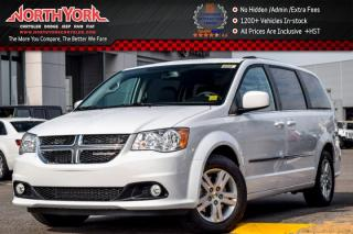 New 2017 Dodge Grand Caravan New Car Crew+|Ent.,SafetySphere,DriverConv.,&Sec.Pkgs for sale in Thornhill, ON