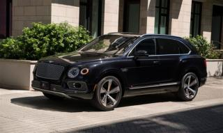 Used 2017 Bentley Bentayga 1st Edition for sale in Vancouver, BC
