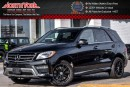 Used 2015 Mercedes-Benz ML-Class ML 400|4MATIC|Sunroof|Nav|360_Cam|H/KAudio|Leather|19