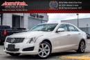 Used 2014 Cadillac ATS Sedan Luxury AWD|Sunroof|Backup_Cam|Leather|R-Start|BoseAudio|17