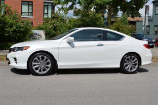 Used 2014 Honda Accord EX-L V6 COUPE for sale in Vancouver, BC