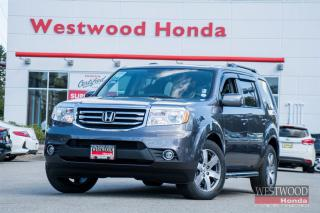 Used 2015 Honda Pilot Touring - Factory Warranty until 2021 for sale in Port Moody, BC
