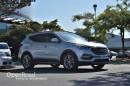 Used 2017 Hyundai Santa Fe Sport Limited for sale in Richmond, BC
