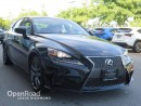 Used 2014 Lexus IS 350 F Sport  - Certified for sale in Richmond, BC