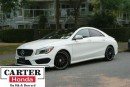 Used 2014 Mercedes-Benz CLA-Class CLA250 + XENON + SUNROOF + NO COLLISION! for sale in Vancouver, BC