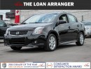 Used 2012 Nissan Sentra SR for sale in Barrie, ON