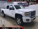 New 2017 GMC Sierra 2500 HD 6.0L V8, All terrain HD Package, Heated Leather, Sunroof for sale in Lethbridge, AB